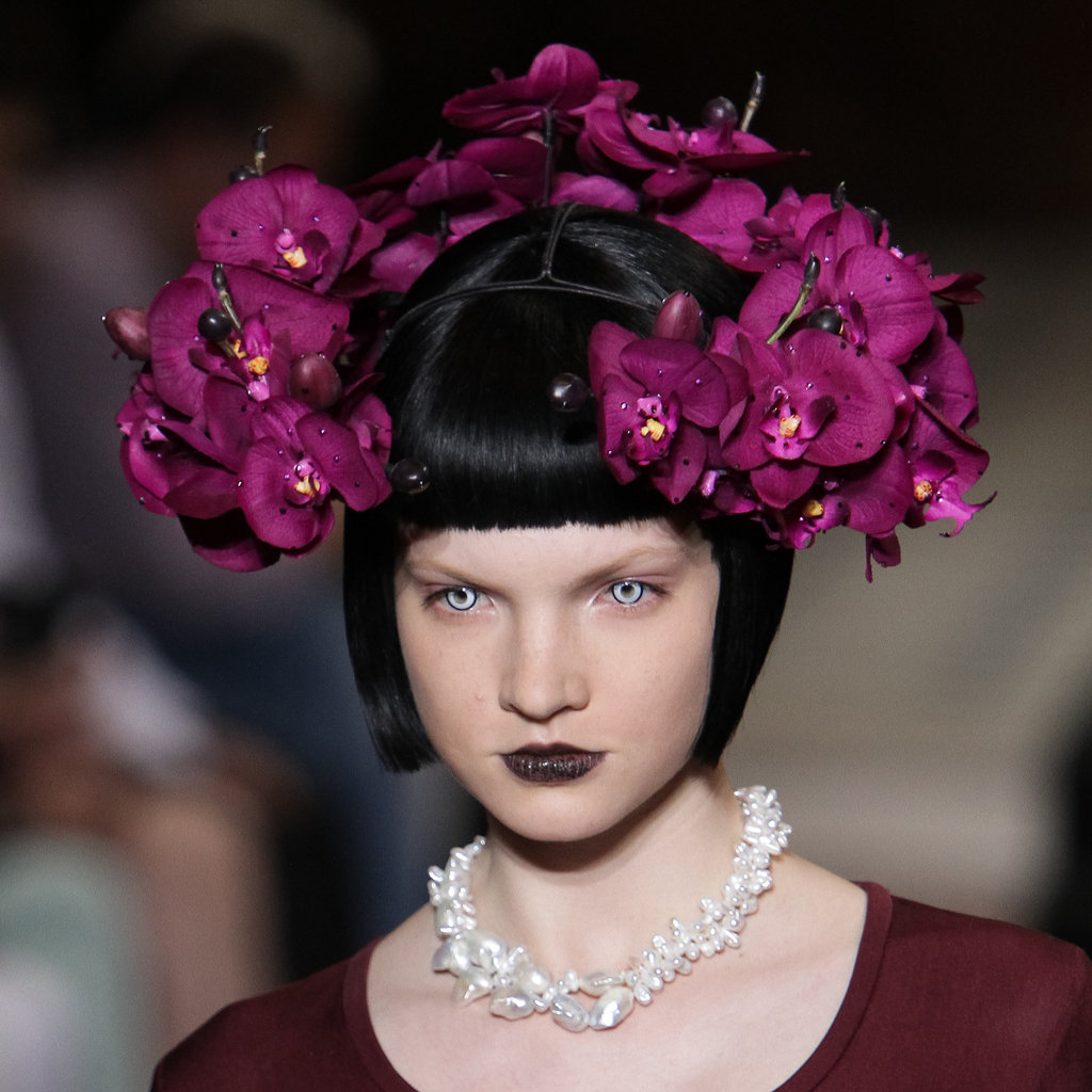Paris Haute Couture Fashion Week Hair And Makeup 2012 Popsugar Beauty