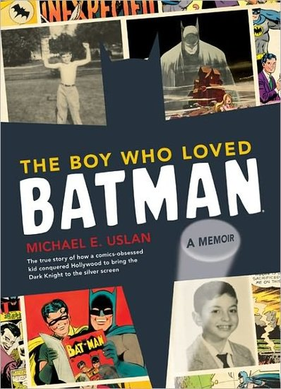 The Boy Who Loved Batman ($30)