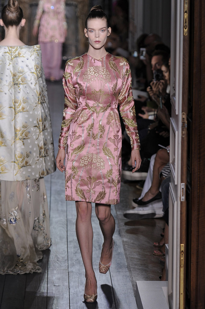 Valentino Couture Fall 2012