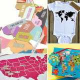 8 Fun (and Educational) Map Finds Just in Time For the Olympics!