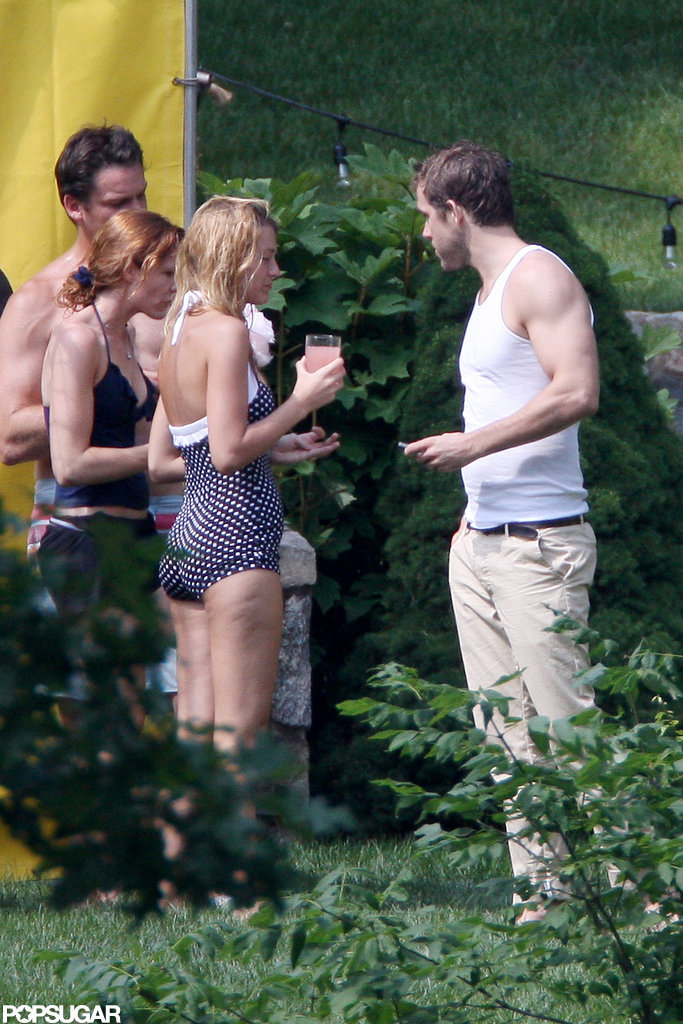 Blake Lively and Ryan Reynolds celebrated the Fourth of July together with her family in New York.