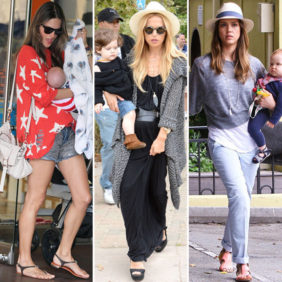 These celebrity Fourth of July looks will stay just as sweet for the rest of Summer.