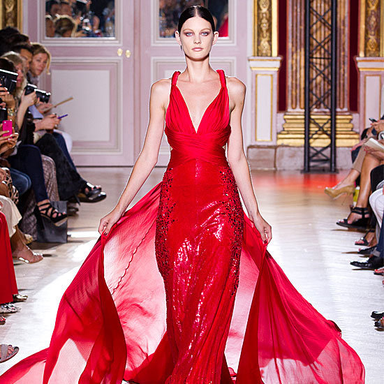 Find out which gowns took our breath away from Couture Fashion Week.