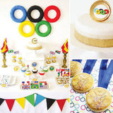 Go For the Gold! An Olympics Party You Can Throw at Home