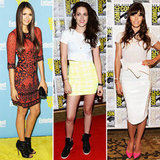 As Comic-Con Wraps Up, the A-List Style Proves Fun and Flirty