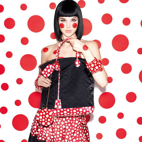Louis Vuitton's Collab With Yayoi Kusama Hits Tuesday