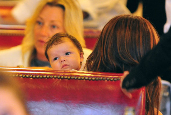 Harper Beckham got acquainted with NYC during a September 2011 trip to the Big Apple.