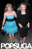 Pregnant Anna Paquin Parties With True Blood's Finest