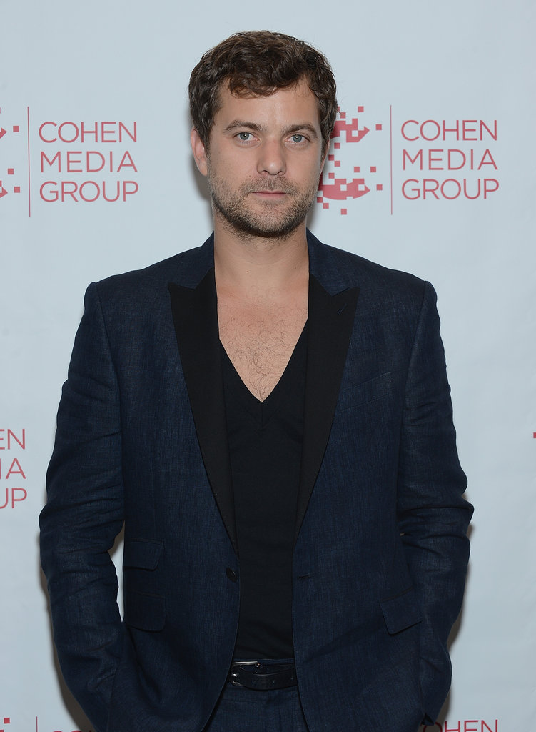 Joshua Jackson went to the Farewell, My Queen premiere.