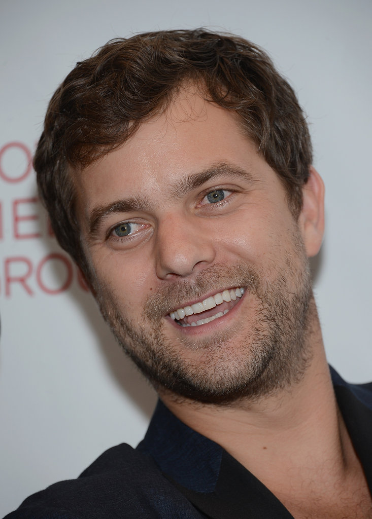 Joshua Jackson was out in NYC.