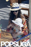Jessica Alba Gets Bikini Time During an Italian Girls Getaway