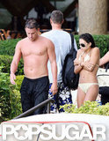 Channing and Jenna showed skin during a September 2008 getaway to Hawaii.
