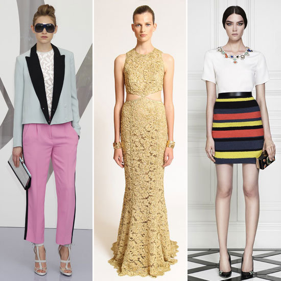 Resort 2013 Trends