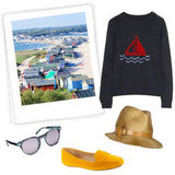 Nail Your English Seaside-Bound Look With These 17 Essentials