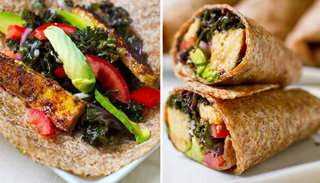 Tips For Healthier Wraps