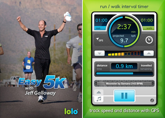 Easy 5K With Jeff Galloway