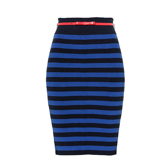 Skirt, $59.95, Portmans