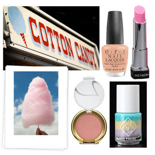 Cotton Candy-Themed Beauty Products
