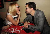 Joshua Jackson and Diane Kruger made an adorable couple at an NYC Ray-Ban party in December 2008.