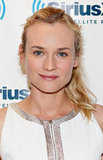 Diane Kruger went to Sirius XM.