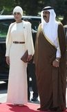 Sheikha Mozah in Couture