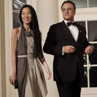 Vera Wang Separates From Husband Arthur Becker