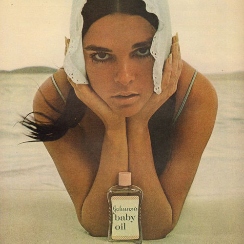 10 Vintage Beauty Ads From Summers Past