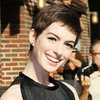 Anne Hathaway: Cutting My Hair Reduced Me to Tears