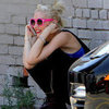 Gwen Stefani at Music Studio Pictures