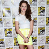 Kristen Stewart and Robert Pattinson Pictures at 2012 Comic-Con