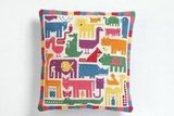 Rainbow Zoo Needlepoint Kit ($75)
