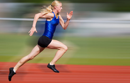 How to Get Into Running, Sprinting and Cross Country