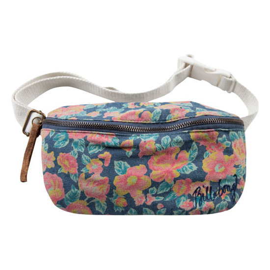 Beachy florals with a little leather accent make this Billabong Hip Shaker Hip Pack ($24) a sweet pick for running around during the day or out in the sand.