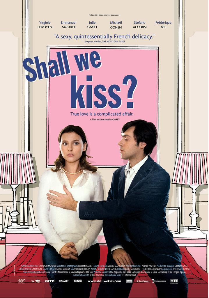 Shall We Kiss? (Un Baiser S'il Vous Plaît)