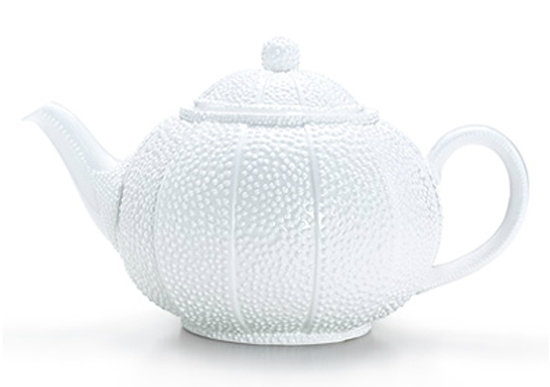 Tiffany & Co.: Sea Urchin Teapot
