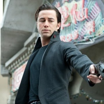 Joseph Gordon-Levitt on Looper Prosthetics