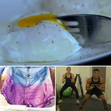 A Perfect Poached Egg, Stylish Summer Stripes, and a R.I.P.P.E.D. Workout: The Best of PopSugarTV This Week