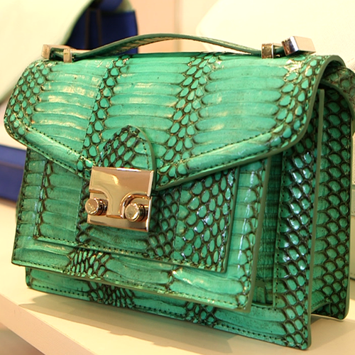 Get A First Hand Look at Loeffler Randall's Resort 2013 Shoe and Bag Collection: Creative Director Jessie Randall Shows Us