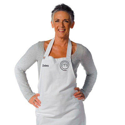 MasterChef 2012 Elimination Interview With Debra Sederlan on Italy, Team Challenges, Menopause Comments