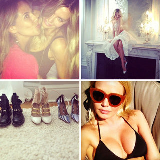 Celebrity Photos From Twitter and Facebook From Candice Swanepoel, Lara Bingle, Jen Hawkins and More