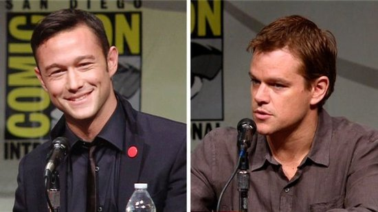 Video: Best of Comic-Con Day 2 — Matt Damon's Dirty Role, JGL Becomes Bruce, More!