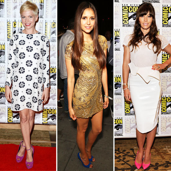 Comic-Con's A-List Style Heats Up as We Head Into Day Three