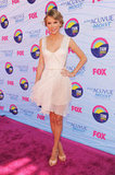 Taylor Swift stepped out for the Teen Choice Awards.