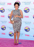Tamera Mowry at the Teen Choice Awards.