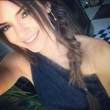 Kendall Jenner rocked a braid. Source: Instagram user kendallnjenner