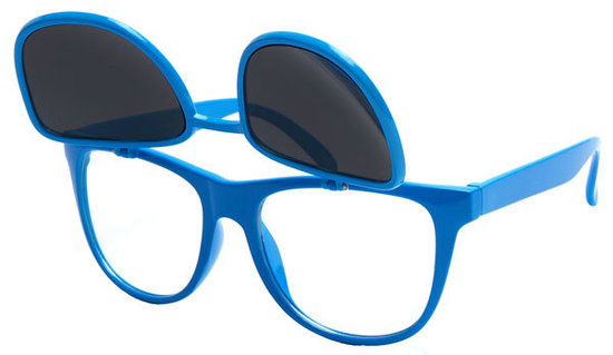 Flip-Up Sunglasses