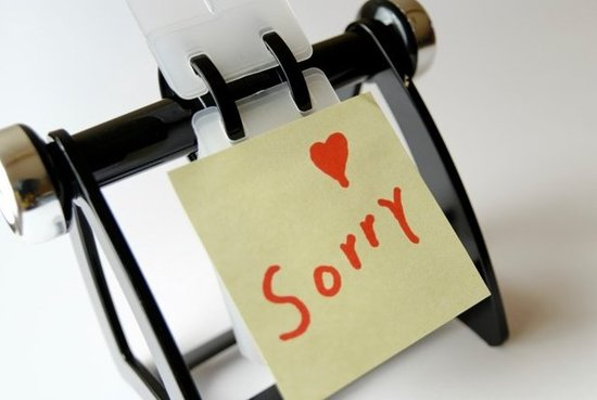 Kids Don&#039;t Have to Say &quot;Sorry&quot;