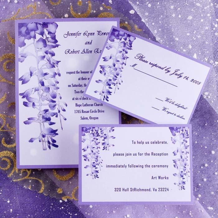 Purple And Blue Weding Invitations 018 - Purple And Blue Weding Invitations