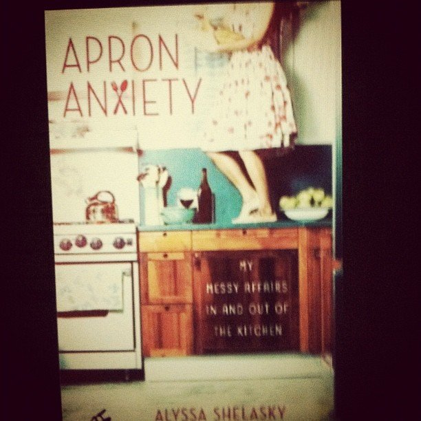 "On Alyssa Shelasky's Apron Anxiety, debster19 says, ""Fun, fun, fun summer read!! Alyssa Shelasky is my new fav writer!!"""