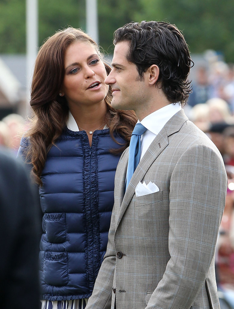 Princess Madeleine of Sweden and Prince Carl Philip celebrated their sister's birthday.